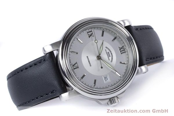 Used luxury watch Mühle Mercurius steel automatic Kal. Sellita SW200-1 Ref. M1-24-20  | 153602 03