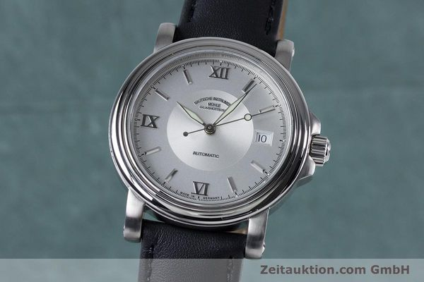 Used luxury watch Mühle Mercurius steel automatic Kal. Sellita SW200-1 Ref. M1-24-20  | 153602 04