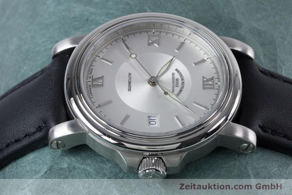 Used luxury watch Mühle Mercurius steel automatic Kal. Sellita SW200-1 Ref. M1-24-20  | 153602 05