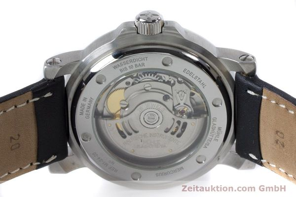 Used luxury watch Mühle Mercurius steel automatic Kal. Sellita SW200-1 Ref. M1-24-20  | 153602 10