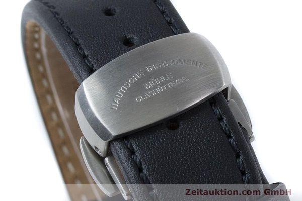 Used luxury watch Mühle Mercurius steel automatic Kal. Sellita SW200-1 Ref. M1-24-20  | 153602 11