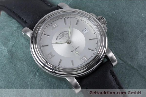 Used luxury watch Mühle Mercurius steel automatic Kal. Sellita SW200-1 Ref. M1-24-20  | 153602 14