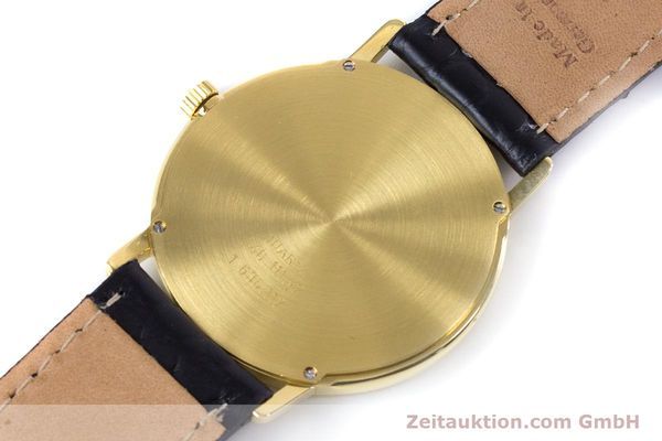 Used luxury watch Jaeger Le Coultre * 18 ct gold quartz Kal. 609 Ref. 140.111.12  | 153612 10
