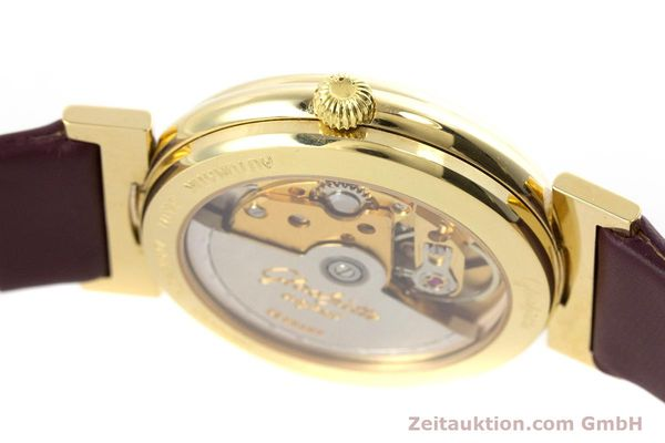 Used luxury watch Glashütte * gold-plated automatic Kal. GUB 10-30  | 153616 11