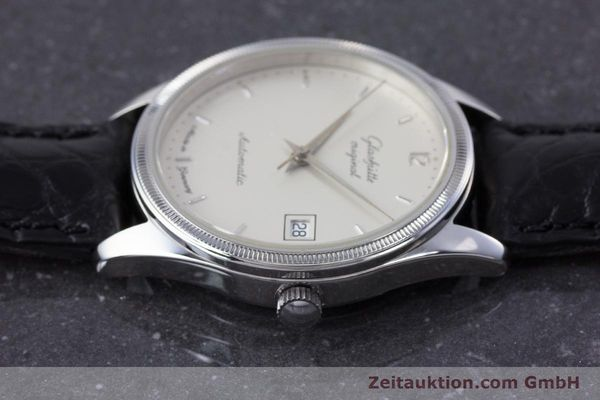 Used luxury watch Glashütte Senator steel automatic Kal. GUB 10-30  | 153625 05