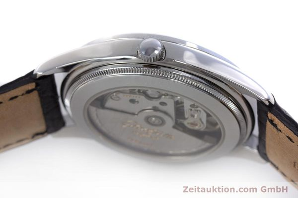 Used luxury watch Glashütte Senator steel automatic Kal. GUB 10-30  | 153625 08