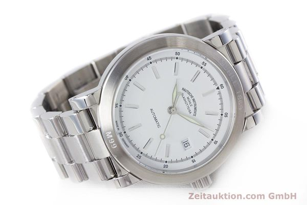 Used luxury watch Mühle M99 steel automatic Kal. ETA 2824-2 Ref. M1-99-40  | 153638 03