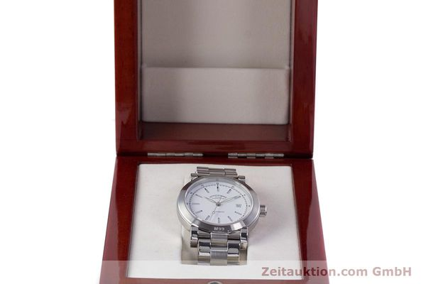 Used luxury watch Mühle M99 steel automatic Kal. ETA 2824-2 Ref. M1-99-40  | 153638 07