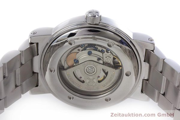 Used luxury watch Mühle M99 steel automatic Kal. ETA 2824-2 Ref. M1-99-40  | 153638 09