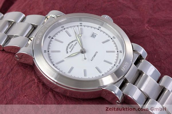 Used luxury watch Mühle M99 steel automatic Kal. ETA 2824-2 Ref. M1-99-40  | 153638 15
