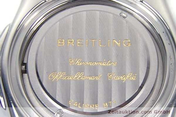 Used luxury watch Breitling Cockpit steel / gold quartz Kal. B71 ETA 956652 Ref. B71356  | 153640 10