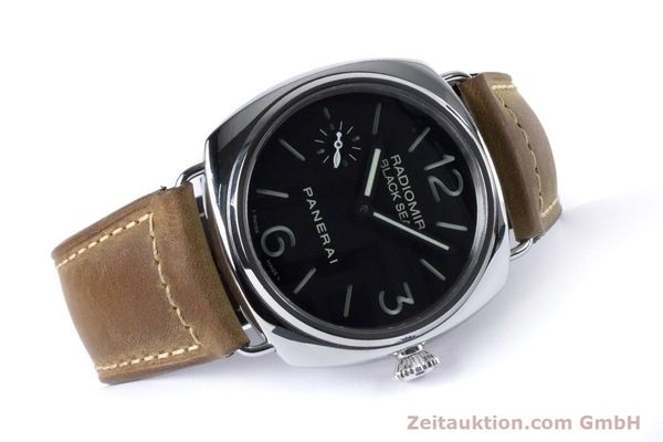 Used luxury watch Panerai Black Seal steel manual winding Kal. ETA B99501 Ref. OP6644, PAM00183  | 153653 03