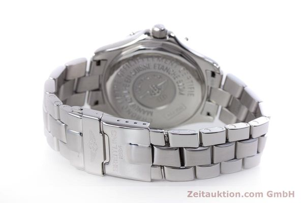 Used luxury watch Breitling Colt steel automatic Kal. B17 ETA 2824-2 Ref. A17350  | 153657 11