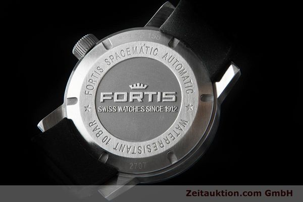 Used luxury watch Fortis Spacematic steel automatic Ref. 623.10.158  | 153663 02