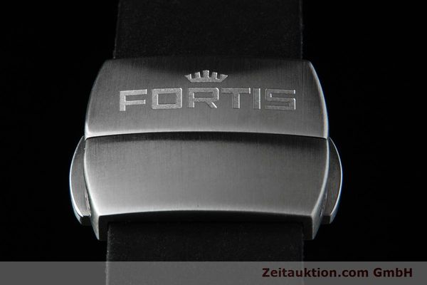 Used luxury watch Fortis Spacematic steel automatic Ref. 623.10.158  | 153663 03