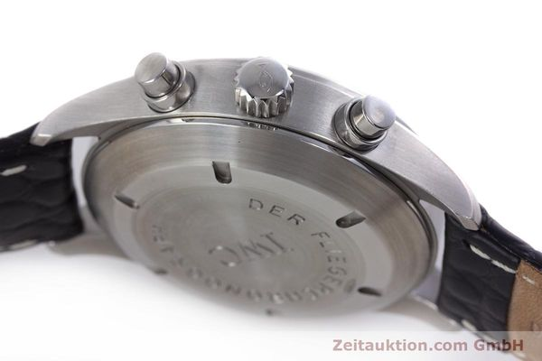 Used luxury watch IWC Fliegerchronograph chronograph steel automatic Ref. 3706  | 153670 11