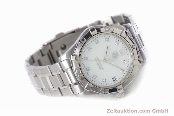 Used luxury watch Tag Heuer Aquaracer steel quartz Kal. ETA F06111 Ref. WAF1312  | 153673 03