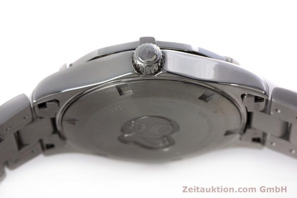 Used luxury watch Tag Heuer Aquaracer steel quartz Kal. ETA F06111 Ref. WAF1312  | 153673 08