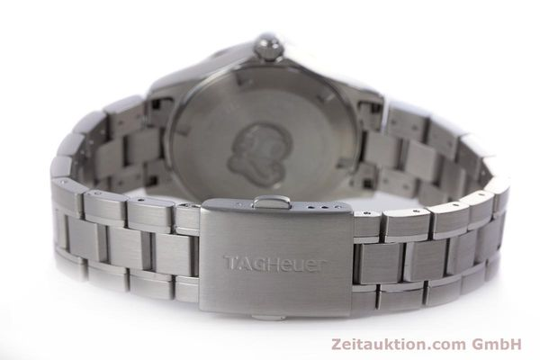 Used luxury watch Tag Heuer Aquaracer steel quartz Kal. ETA F06111 Ref. WAF1312  | 153673 10