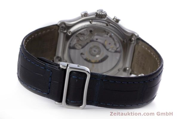 Used luxury watch Ebel 1911 chronograph steel automatic Kal. 137 Ref. E9137240  | 153704 11