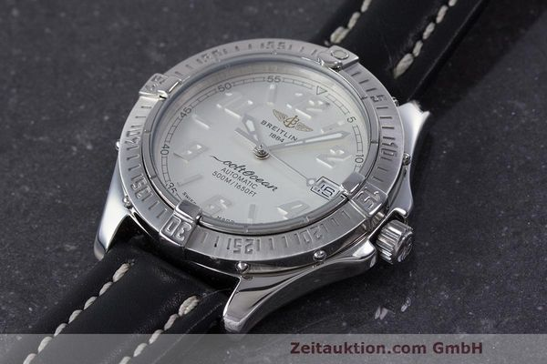 Used luxury watch Breitling Colt Oceane steel automatic Kal. B17 ETA 2824-2 Ref. A17050  | 160001 01
