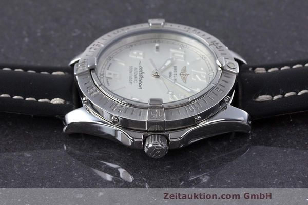 Used luxury watch Breitling Colt Oceane steel automatic Kal. B17 ETA 2824-2 Ref. A17050  | 160001 05