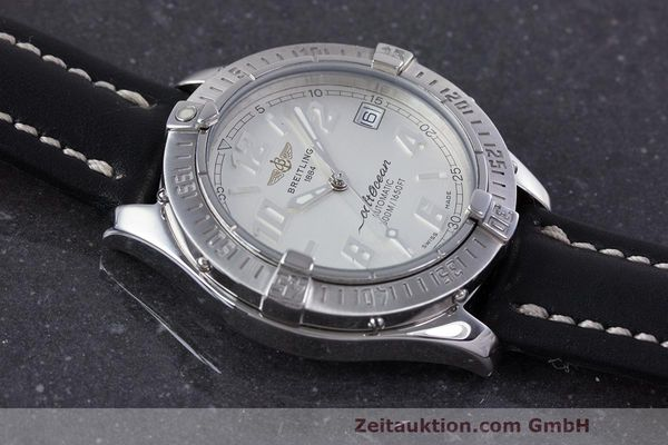 Used luxury watch Breitling Colt Oceane steel automatic Kal. B17 ETA 2824-2 Ref. A17050  | 160001 13