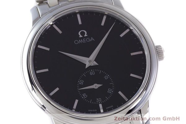Used luxury watch Omega De Ville steel manual winding Kal. 651 Ref. 45205100  | 160005 02