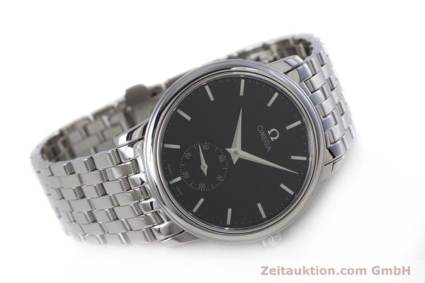 Used luxury watch Omega De Ville steel manual winding Kal. 651 Ref. 45205100  | 160005 03