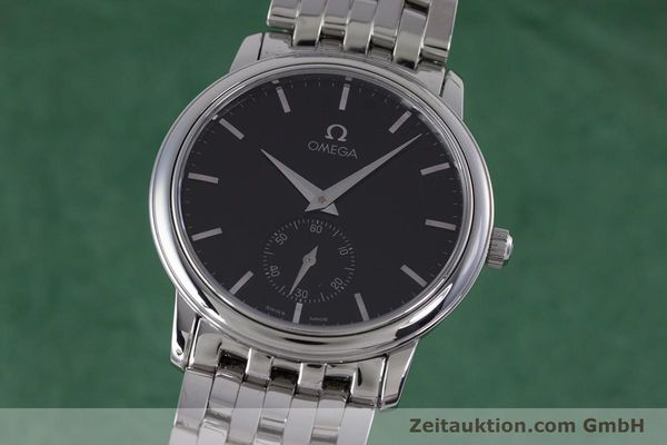 Used luxury watch Omega De Ville steel manual winding Kal. 651 Ref. 45205100  | 160005 04