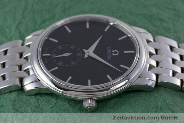 Used luxury watch Omega De Ville steel manual winding Kal. 651 Ref. 45205100  | 160005 05