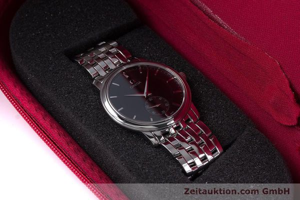 Used luxury watch Omega De Ville steel manual winding Kal. 651 Ref. 45205100  | 160005 07
