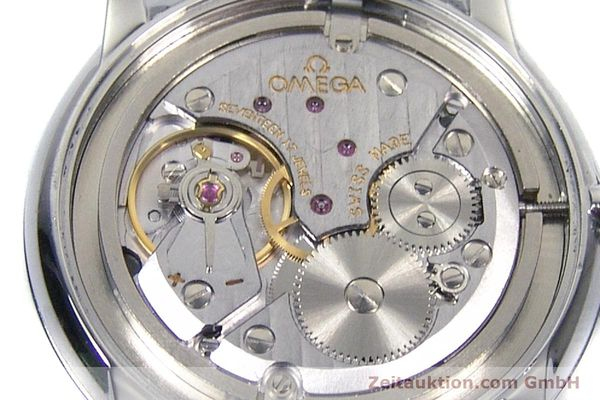 Used luxury watch Omega De Ville steel manual winding Kal. 651 Ref. 45205100  | 160005 11