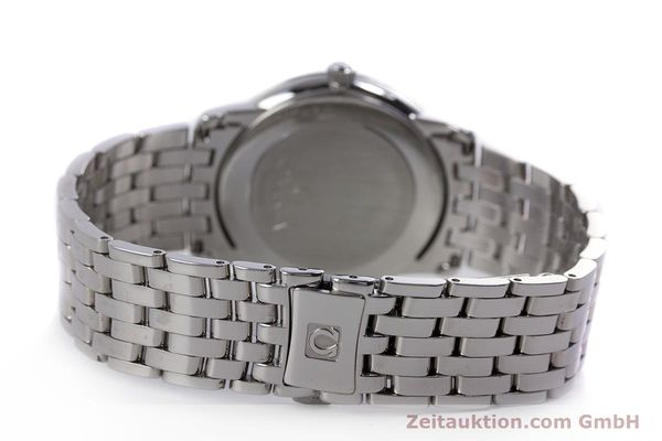 Used luxury watch Omega De Ville steel manual winding Kal. 651 Ref. 45205100  | 160005 13