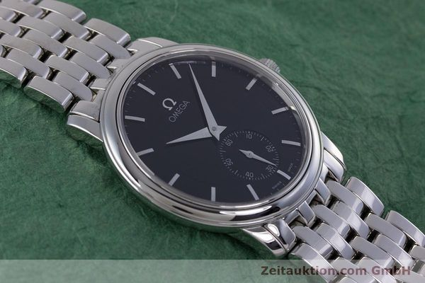 Used luxury watch Omega De Ville steel manual winding Kal. 651 Ref. 45205100  | 160005 16