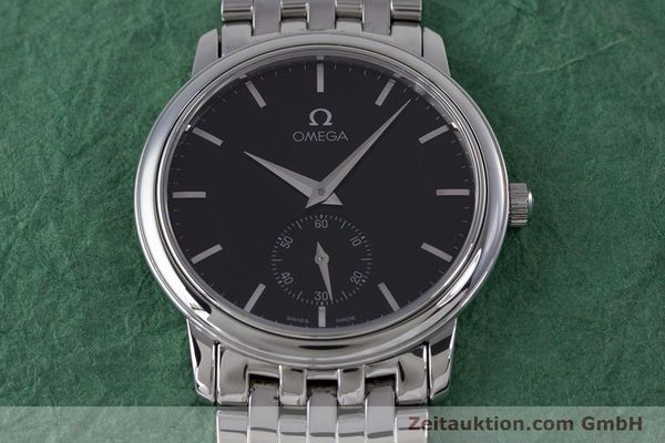 Used luxury watch Omega De Ville steel manual winding Kal. 651 Ref. 45205100  | 160005 17