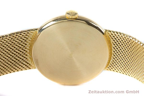 Used luxury watch Rolex * 18 ct gold manual winding Kal. 1600 Ref. 890-35  | 160018 11