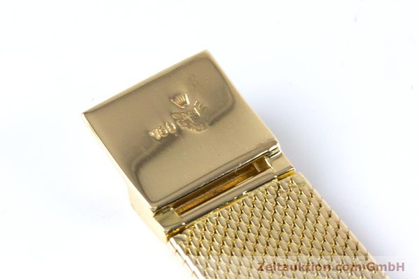 Used luxury watch Rolex * 18 ct gold manual winding Kal. 1600 Ref. 890-35  | 160018 13