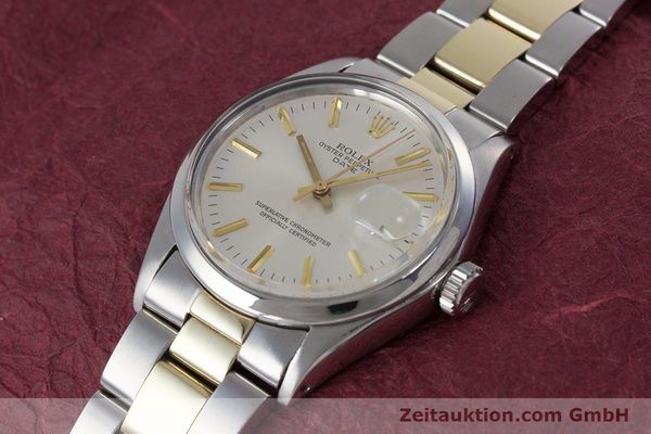 Used luxury watch Rolex Date steel automatic Kal. 1570 Ref. 1500  | 160020 01