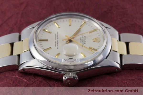 Used luxury watch Rolex Date steel automatic Kal. 1570 Ref. 1500  | 160020 05