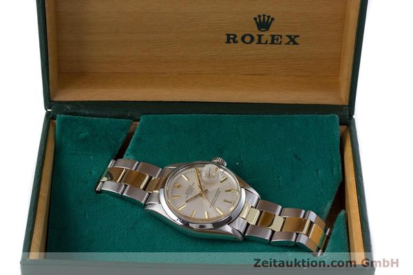 Used luxury watch Rolex Date steel automatic Kal. 1570 Ref. 1500  | 160020 07