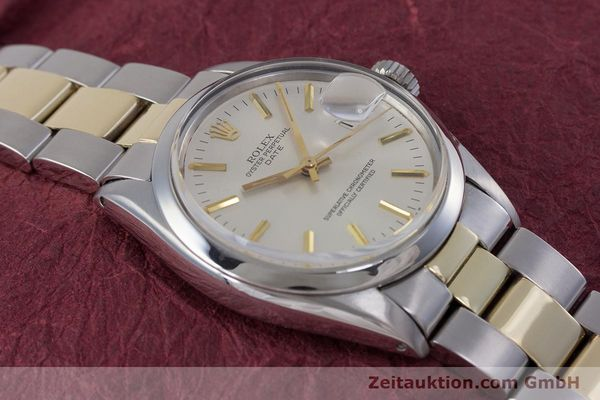 Used luxury watch Rolex Date steel automatic Kal. 1570 Ref. 1500  | 160020 14