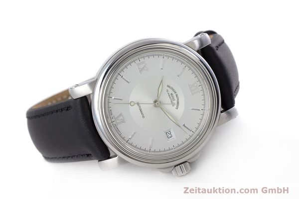 Used luxury watch Mühle Mercurius steel automatic Kal. ETA 2824-2 Ref. M1-24-20  | 160021 03