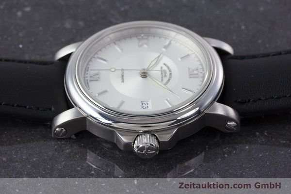 Used luxury watch Mühle Mercurius steel automatic Kal. ETA 2824-2 Ref. M1-24-20  | 160021 05