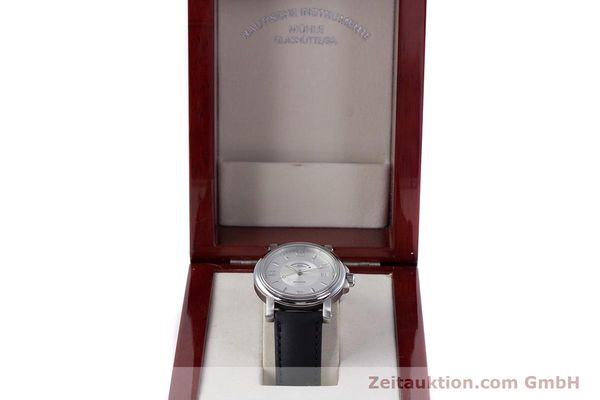 Used luxury watch Mühle Mercurius steel automatic Kal. ETA 2824-2 Ref. M1-24-20  | 160021 07