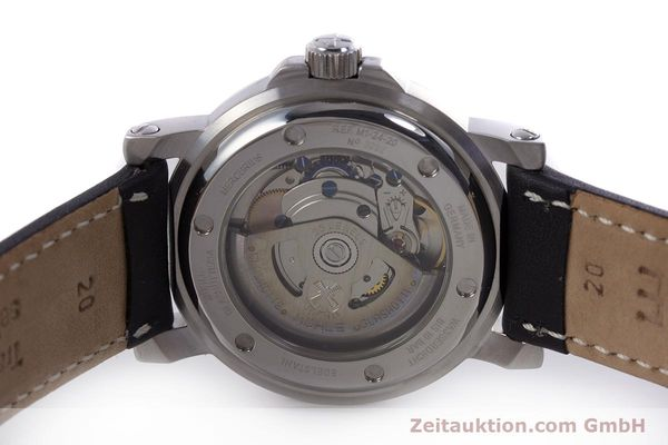 Used luxury watch Mühle Mercurius steel automatic Kal. ETA 2824-2 Ref. M1-24-20  | 160021 09