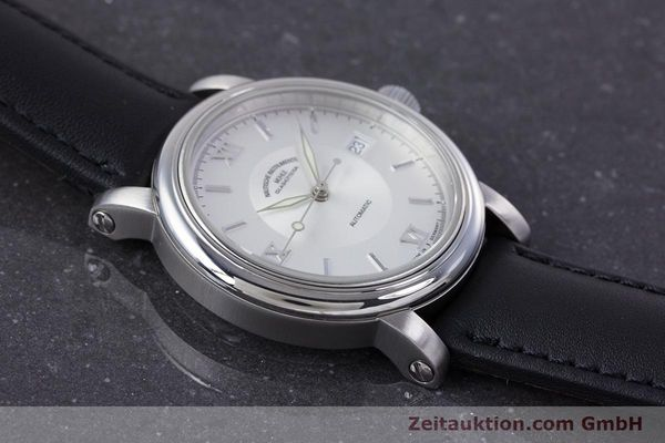 Used luxury watch Mühle Mercurius steel automatic Kal. ETA 2824-2 Ref. M1-24-20  | 160021 15
