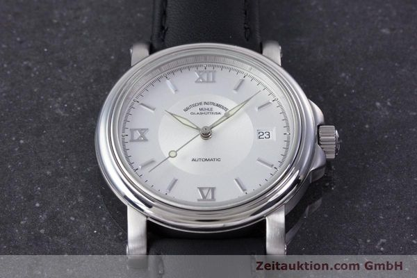 Used luxury watch Mühle Mercurius steel automatic Kal. ETA 2824-2 Ref. M1-24-20  | 160021 16