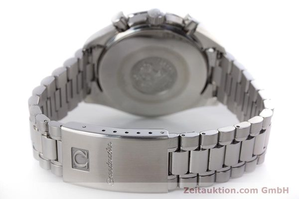 Used luxury watch Omega Speedmaster chronograph steel automatic Kal. 1143 ETA 2890A2 Ref. 17500321  | 160027 12