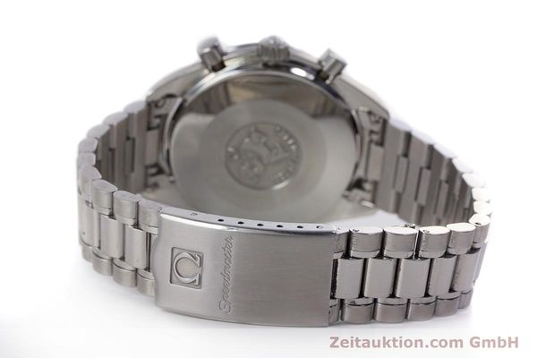 Used luxury watch Omega Speedmaster chronograph steel automatic Kal. 1140 ETA 2890-2  | 160029 13